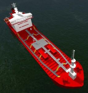 Virtual 3D Ship 1