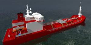 Virtual 3D Ship 3