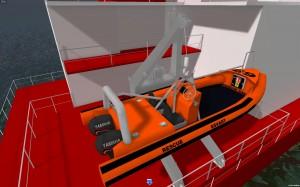 Virtual 3D Ship 4