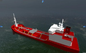 Virtual 3D Ship 5
