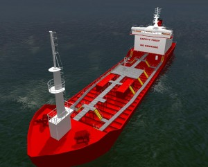 Virtual 3D Ship 6