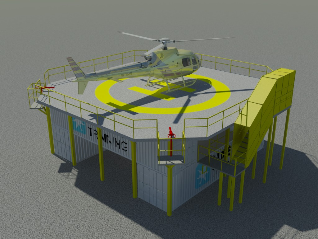 Container Training Base